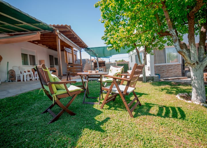Garden House Potidaia