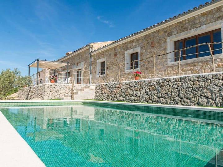 Caluix, Wunderschönes Haus in Sineu, Mallorca