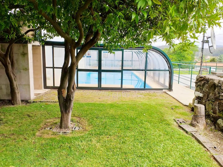 Villa with 3 bedrooms in Outeiro,Viana do Castelo, with private pool, terrace and WiFi - 8 km from the beach