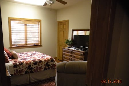 Comfortable accommodations in friendly environment - Emmaus