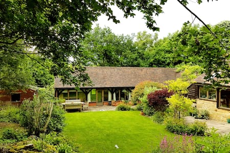 Beautiful barn in stunning countryside. - Cowfold