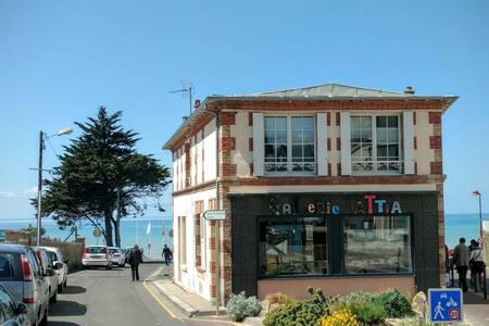 Appartement de charme en bord de mer - Saint-Pair-sur-Mer - Casa