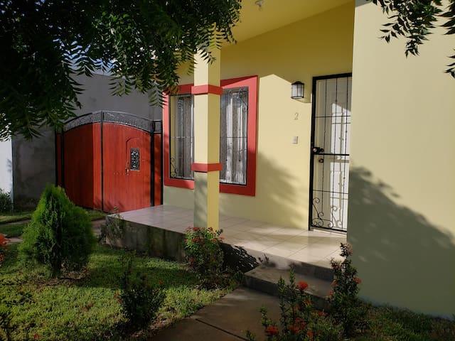 Casa # 2 Residencial San Jose