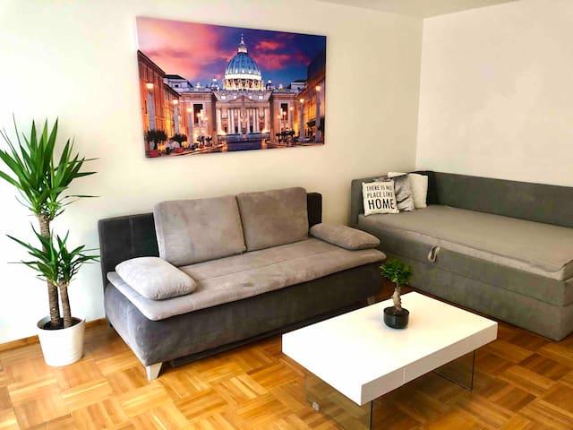 Big city centre apartment