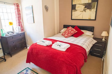 Double Room with Ensuite - The Bull Inn