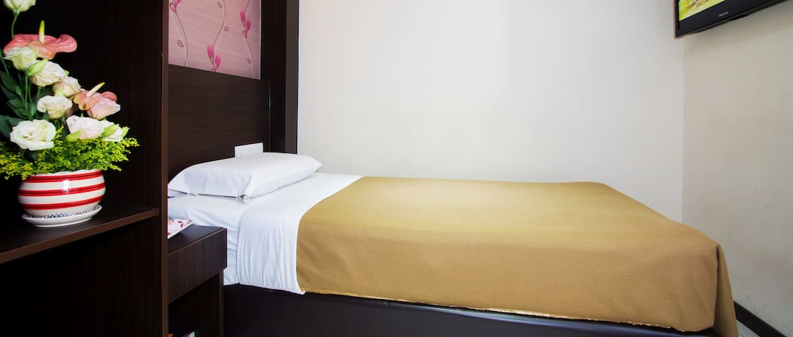 Single Room Remember Hotel (Bukit Gambir)