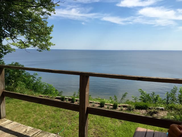 Chesapeake Bay Cliffs Getaway - Port Republic - Talo