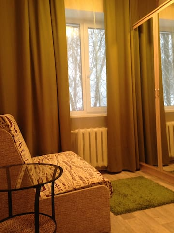 Мини студия в частном апарт отеле