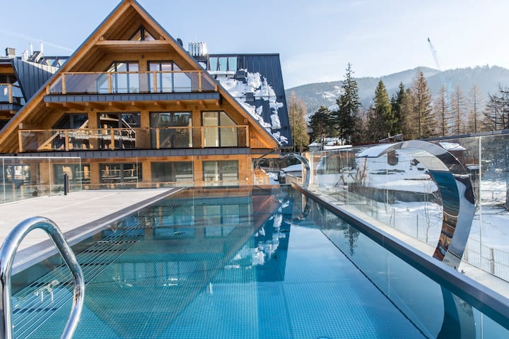 Aparthotel Royal Resort SPA -Tatra Premium
