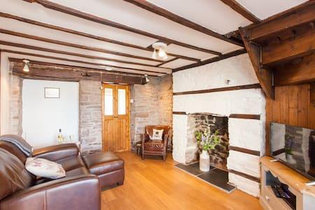 Central Brecon, Victorian cottage