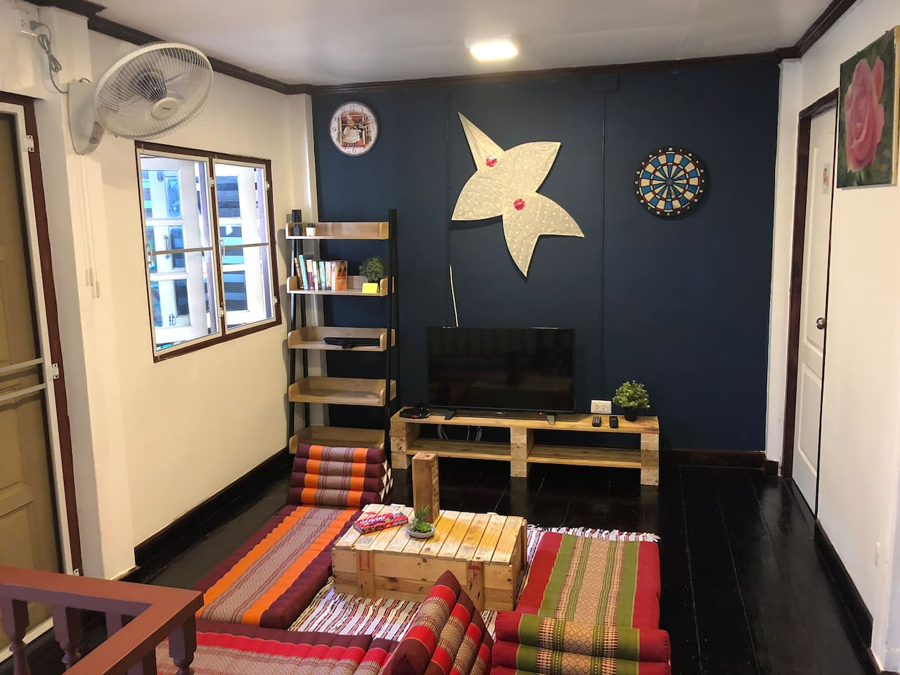 Storey2 Living area