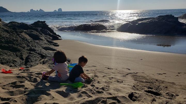Playa privada, del desarrollo, ideal para ti.
