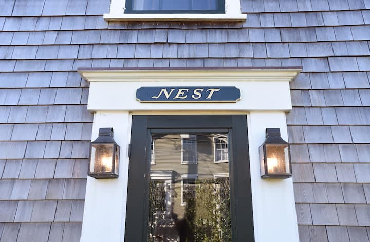 Nest: 1747 home in Nantucket Town