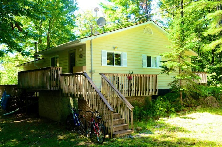 Cottage/Home on Muskoka River, Bracebridge