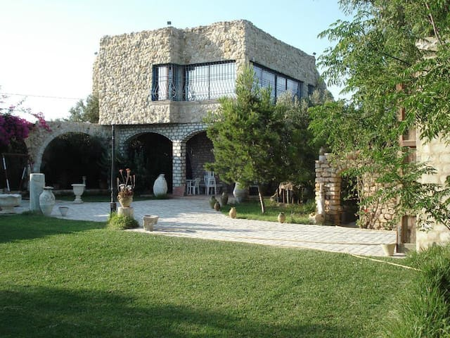 Villa Fahrouchka VVA18 - Nabeul - Huis