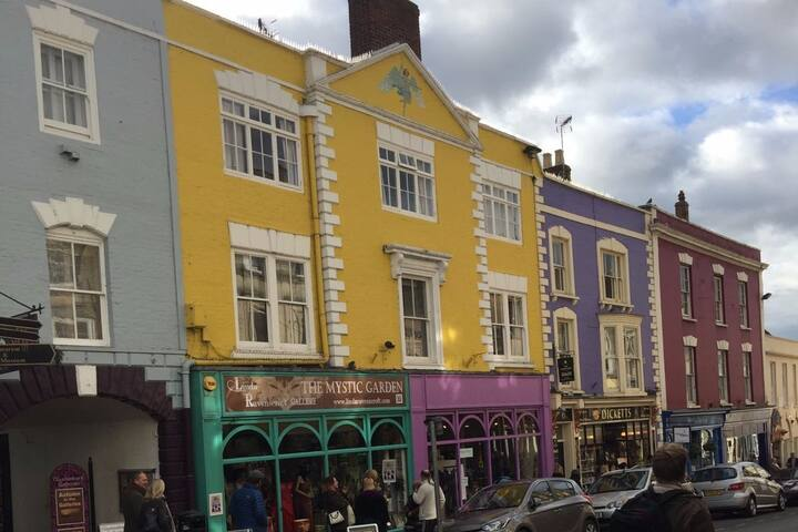 8 High street - Glastonbury - House