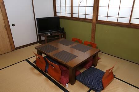 Whole House Near Ninja Temple Free WIFI and Pickup - Kanazawa-shi - Haus