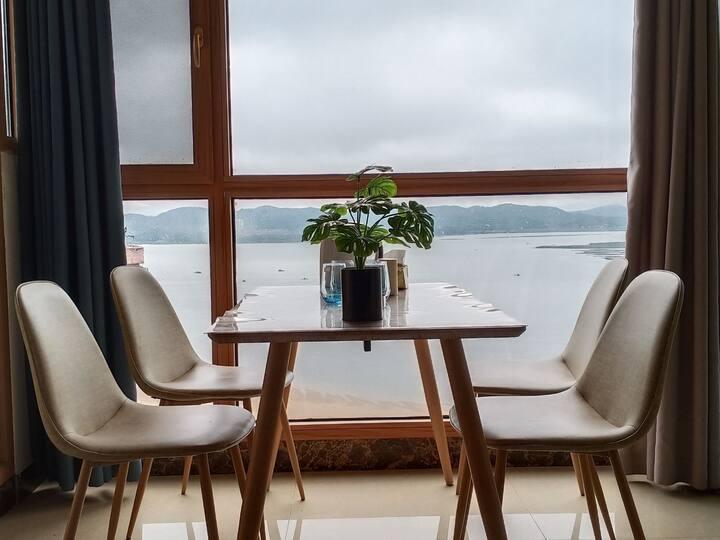 海之蓝湖海双景6房