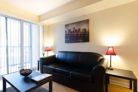 Fully Furnished One Bedroom Apt-Markham near 407! - Markham