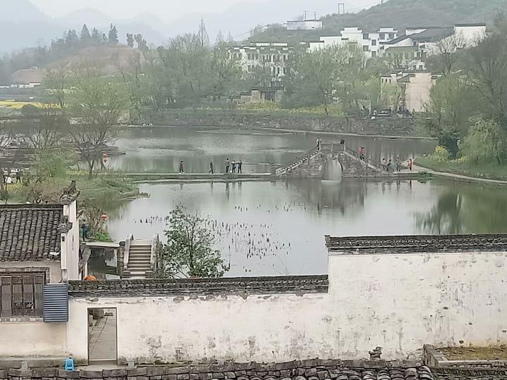 永兴湖民宿标准间