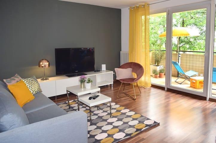 Wohnung mit Spreeblick direkt am Ostkreuz