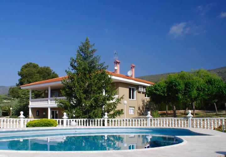 Gastvrijheid in een inspirerende Spaanse atmosfeer