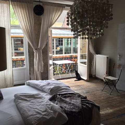 romantic room - Bergen op Zoom - Casa