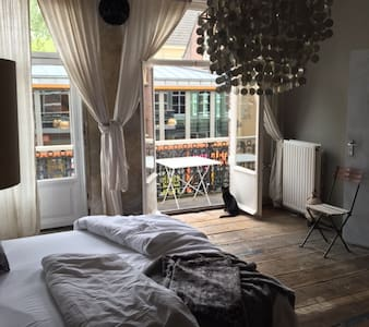 romantic room - Bergen op Zoom - Rumah