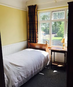 Meadowside Single Room 3 - Fishbourne - Penzion (B&B)