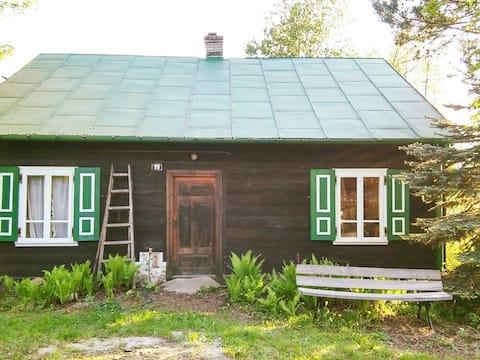 Wiejski dom na Podlasiu (cały dom)