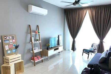 Hi-5 Residence at Ipoh City(4-6pax) - Ipoh