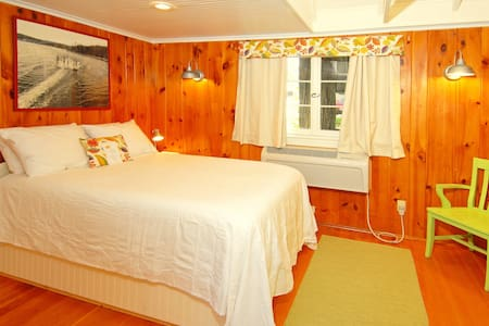 The Portsmouth Pond Lodging - Wolfeboro - Cabin