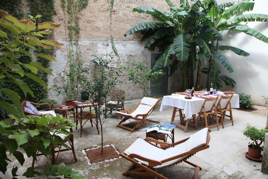 Giardino Interno - Garden