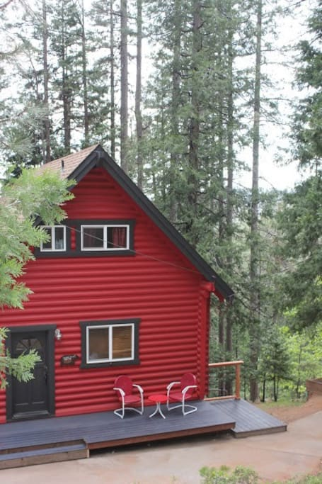 Our family cabin is a classic Calaveras getaway only 3 hours from the North Bay Area.