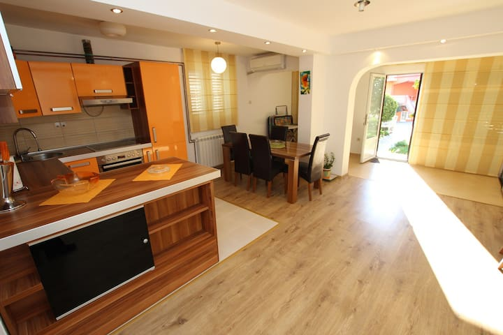2-BEDROOM FAMILY APARTMENT-BULJARICE