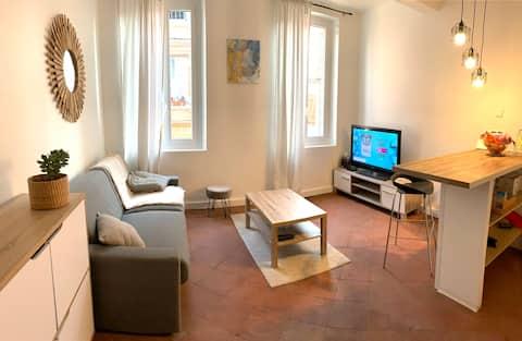 Studio centre ville de Muret