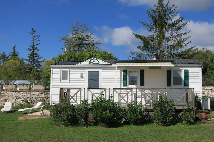 Vacances à la campagne - Belfort-du-Quercy - Domek parterowy