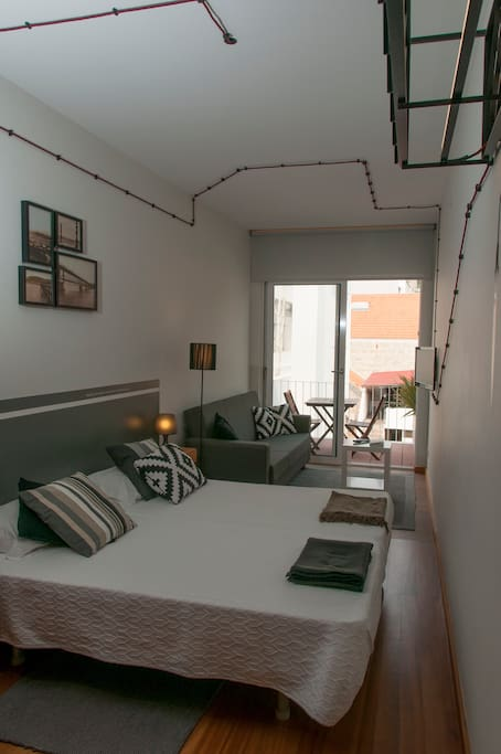 Quarto Eiffel _ 2 camas