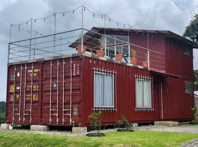 Eco Friendly Container Home