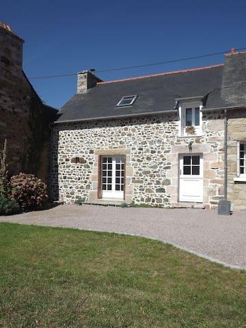 La Gerbière, Pléneuf-Val-André house for four