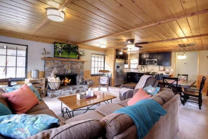 Bass Family Retreat: A spacious Big Bear Lake home