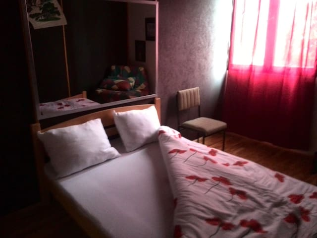 Hostel Jedro Belgrade Room No10