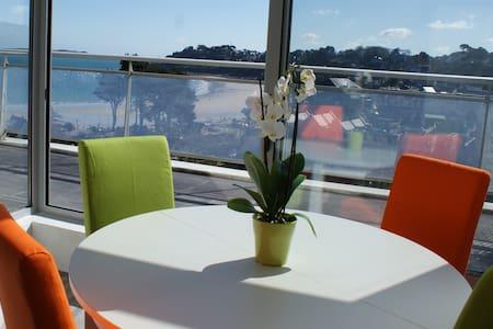 Appartement vue sur mer et plage, Perros Guirec - Perros-Guirec