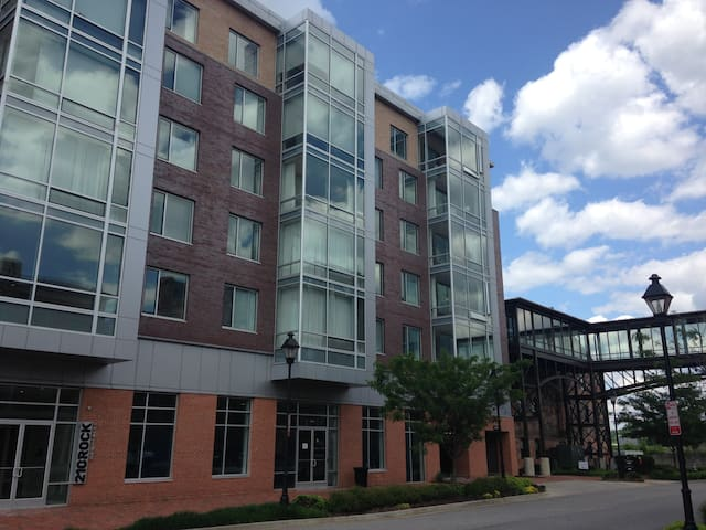 Modern Condo in Downtown RVA - Henrico - 公寓