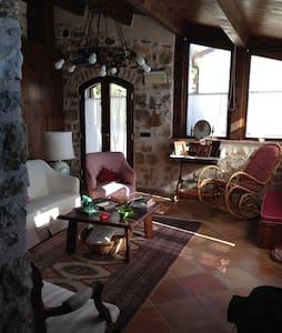 Deliziosa casa indipendente  - Scontrone - 独立屋