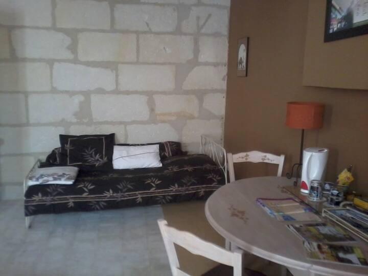 Le Petit Caviste - La chambre Havane