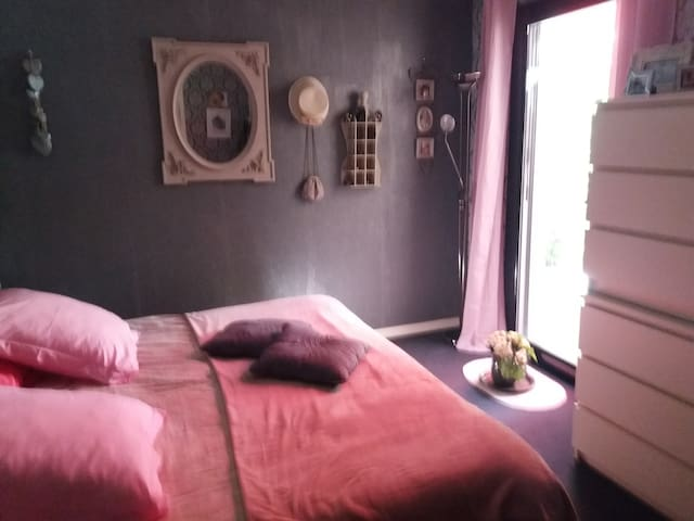 chambre 1 avec terrasse