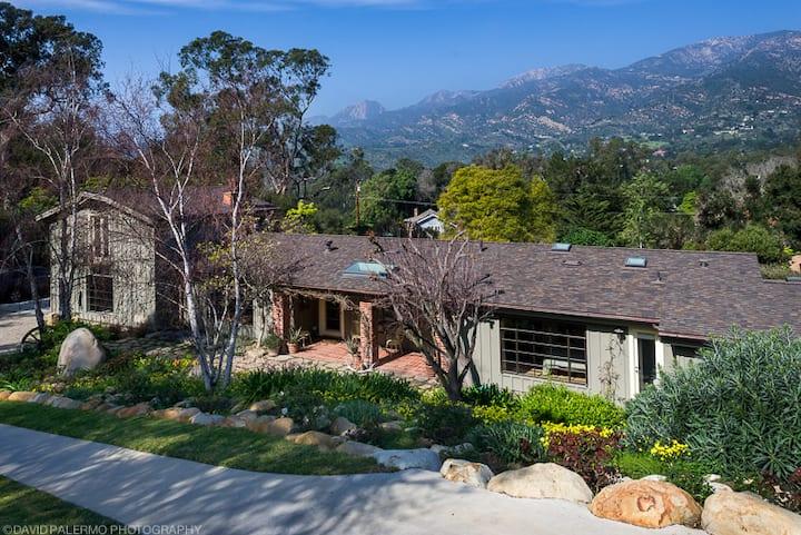 Casa Vista Bonita in Montecito