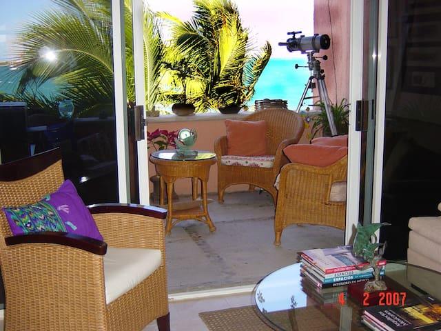 Frente al mar Super ubicado, bonito, bien equipado - La Paz - Apartment