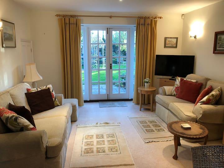 Home in Newnham area of Cambridge centre